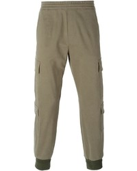 Pantalon de jogging marron clair Neil Barrett