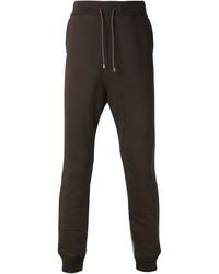 Pantalon de jogging marron foncé Vivienne Westwood