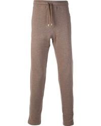 Pantalon de jogging marron