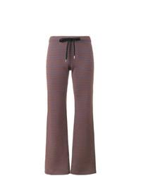 Pantalon de jogging marron Marni