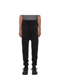 Pantalon de jogging noir 11 By Boris Bidjan Saberi