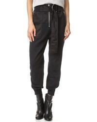 Pantalon de jogging noir 3.1 Phillip Lim