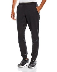 Pantalon de jogging noir adidas