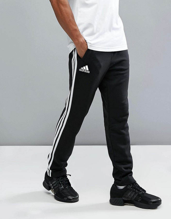 Pantalon De Pantalon Adidas De Jogging Jogging Noir rCshtQd