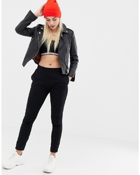 Pantalon de jogging noir ASOS DESIGN