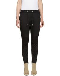 Pantalon de jogging noir Balmain