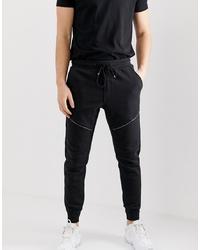 Pantalon de jogging noir Brave Soul