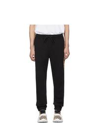 Pantalon de jogging noir Burberry