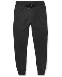 Pantalon de jogging noir Burberry