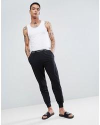 Pantalon de jogging noir Calvin Klein