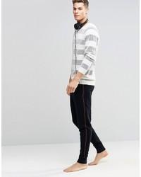 Pantalon de jogging noir Esprit