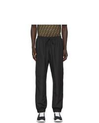 Pantalon de jogging noir Fendi