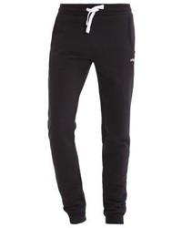 Pantalon de jogging noir Fila