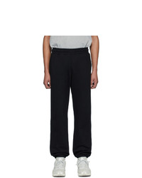 Pantalon de jogging noir GR-Uniforma