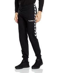 Pantalon de jogging noir Hummel