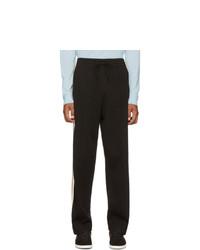 Pantalon de jogging noir Isabel Marant
