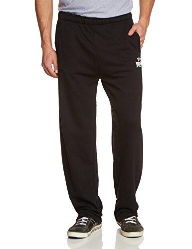 Pantalon de jogging noir Lonsdale