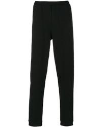 Pantalon de jogging noir Marcelo Burlon County of Milan