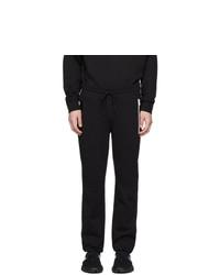Pantalon de jogging noir Moncler