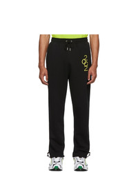 Pantalon de jogging noir Opening Ceremony