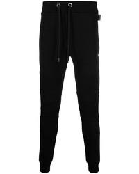 Pantalon de jogging noir Philipp Plein
