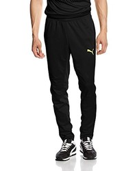 Pantalon de jogging noir Puma