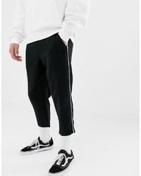 Pantalon de jogging noir YOURTURN
