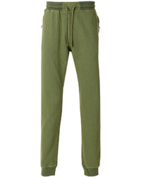 Pantalon de jogging olive