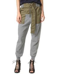 Pantalon de jogging olive 3.1 Phillip Lim