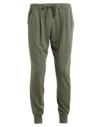 Pantalon de jogging olive Benetton