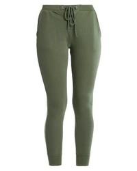 Pantalon de jogging olive Bik Bok