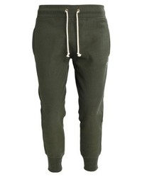 Pantalon de jogging olive Champion