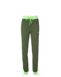 Pantalon de jogging olive Fenty X Puma