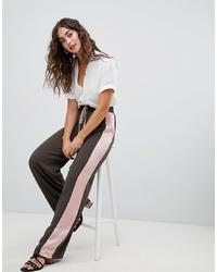 Pantalon de jogging olive Glamorous