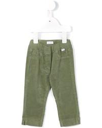 Pantalon de jogging olive Il Gufo