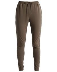 Pantalon de jogging olive Kaffe