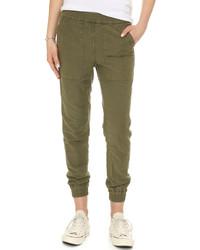 Pantalon de jogging olive Nlst