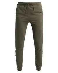 Pantalon de jogging olive Puma