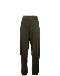Pantalon de jogging olive Raquel Allegra