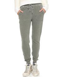 Pantalon de jogging olive Splendid