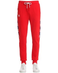 Pantalon de jogging rouge