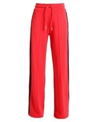 Pantalon de jogging rouge Tommy Hilfiger