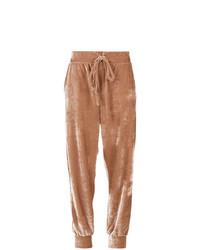 Pantalon de jogging tabac Olympiah