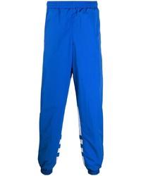 Pantalon de jogging turquoise adidas