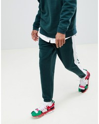 Pantalon de jogging vert foncé ASOS DESIGN