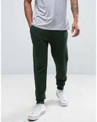 Pantalon de jogging vert foncé Asos