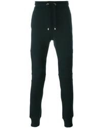 Pantalon de jogging vert foncé Balmain