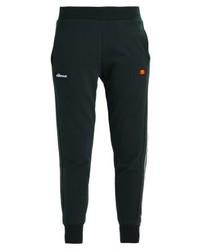 Pantalon de jogging vert foncé Ellesse