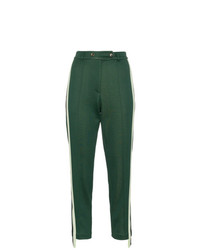 Pantalon de jogging vert foncé Golden Goose Deluxe Brand