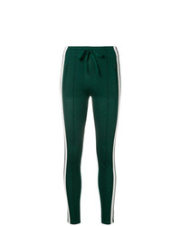 Pantalon de jogging vert foncé Isabel Marant Etoile